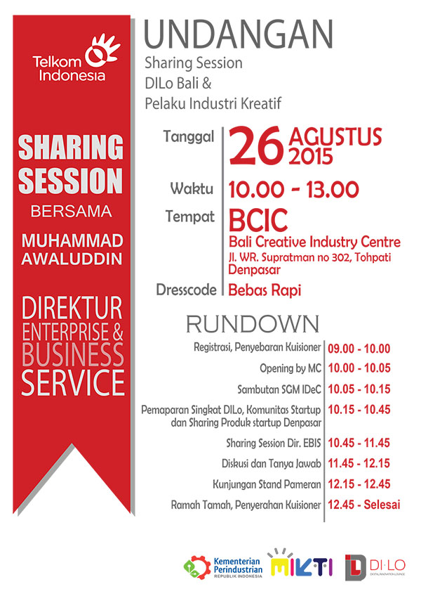 Sharing Session_Potrait_Rundown